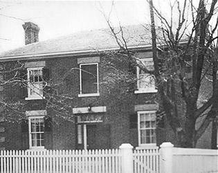 Heritage Orthodontics Building in Mississauga