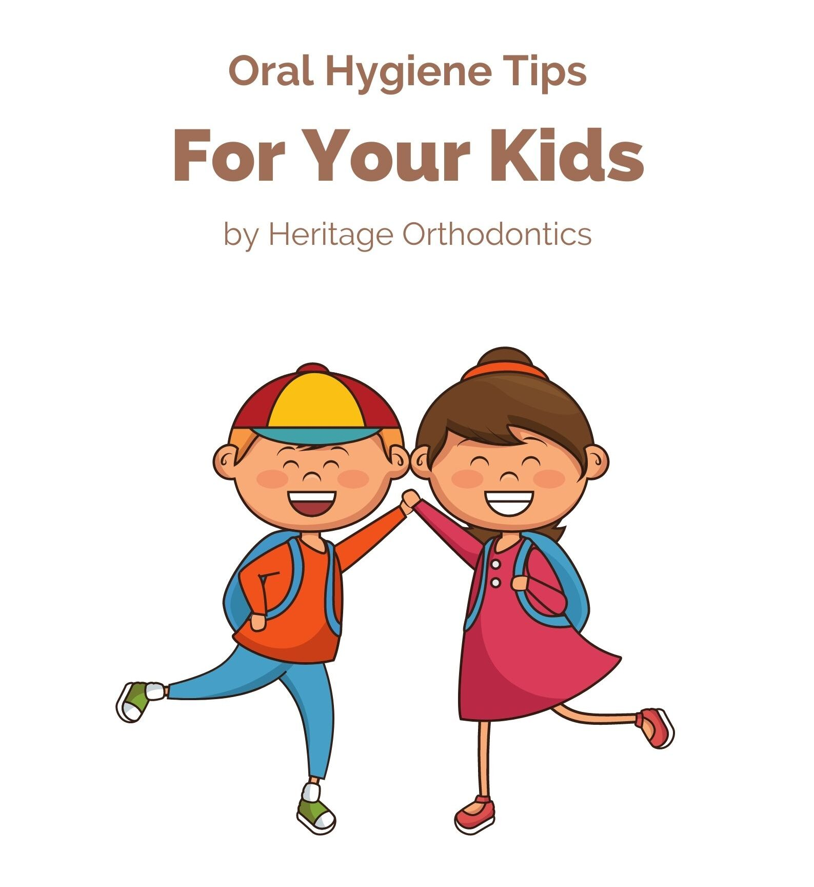Oral-Hygiene Tips for Your Children